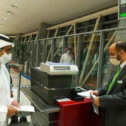 إقلاع أول رحلة دولية من مطار حائل الدولي إلى القاهرة
