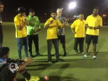أكاديمية البلاك تايقرز لكرة القدم في جازان
