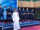 طاولة الفتح تحقق ثالث كأس الاتحاد السعودي لأندية الممتاز لكرة الطاولة