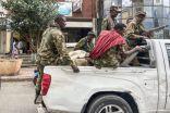 الحكومة الإثيوبية تسيطر على مطار تيغراي و نزوح المئات للسودان