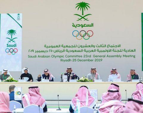 الفيصل يعتمد التشكيل الجديد لعدد من مجالس إدارات الاتحادات واللجان والروابط الرياضية السعودية للدورة الانتخابية 2021-2024م.