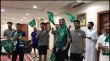 نادي الدرعية يشارك في احتفالات اليوم الوطني