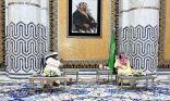 الرئيس السنغالي يغادر جدة متوجهًا إلى المدينة المنورة